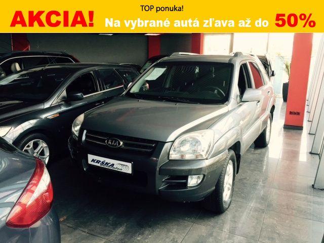 Kia Sportage 2.0CRDi 4x4 !!!AKCIA 12 mesačná záruka!!!