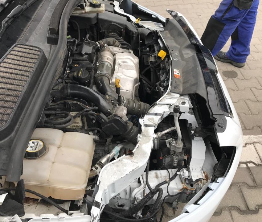 Škoda Octavia 1.9TDi SK ŠPZ